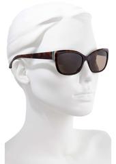 kate spade new york johanna 53mm polarized sunglasses
