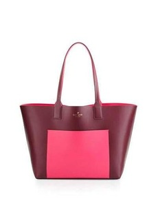 kate spade new york jones street posey colorblock tote bag