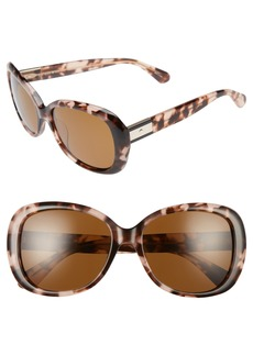 kate spade new york judyann 56mm Sunglasses