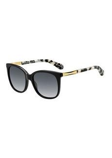 Kate Spade julieanna round sunglasses