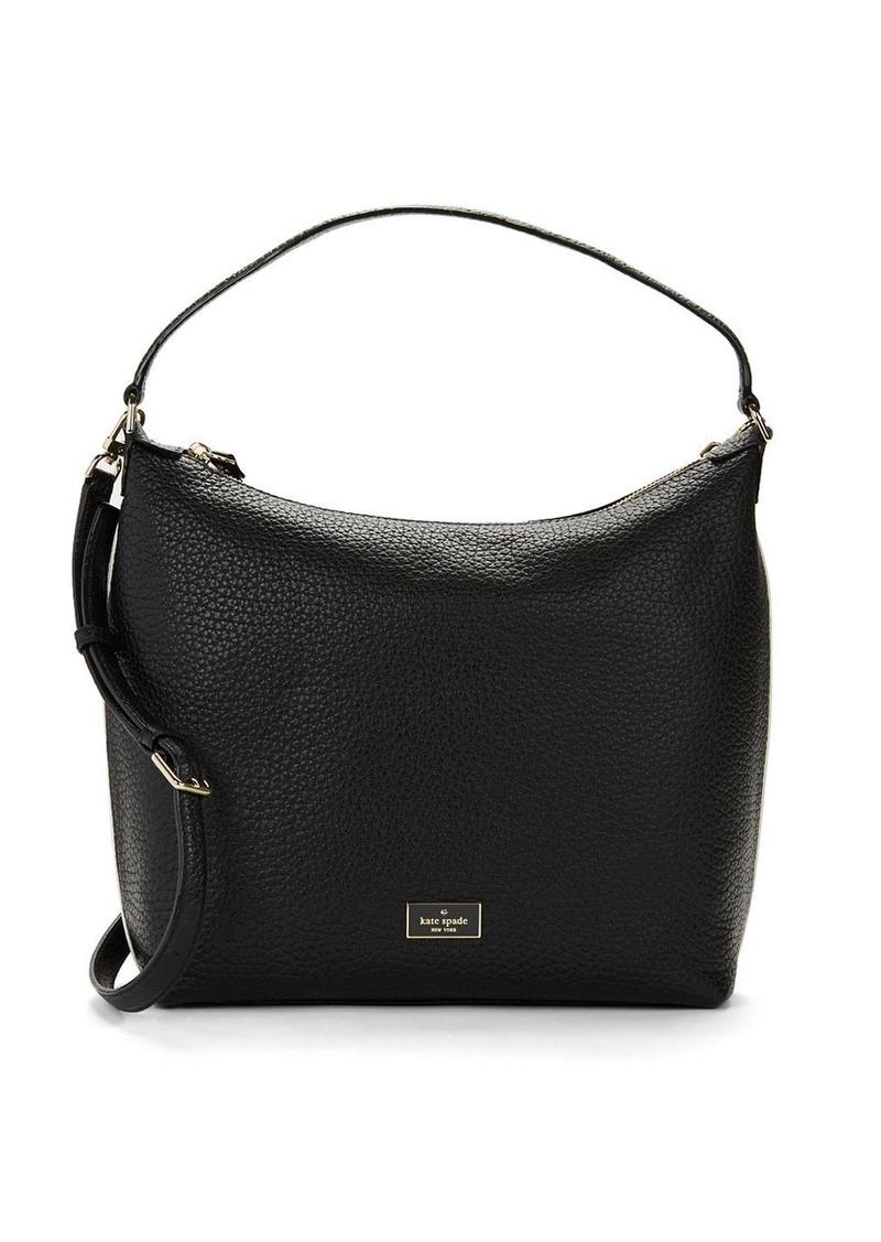 KATE SPADE NEW YORK Kaia Leather Hobo Bag