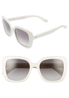 kate spade new york krystalyn 53mm sunglasses