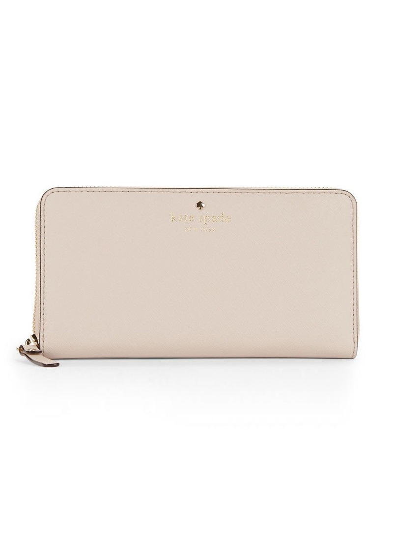 KATE SPADE NEW YORK Lacey Leather Wallet
