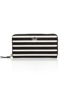 kate spade new york Lacey Striped Wallet