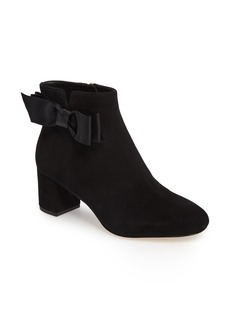 kate spade new york langley bow bootie (Women)