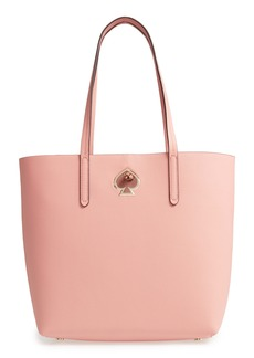 kate spade new york large suzy leather north/south tote
