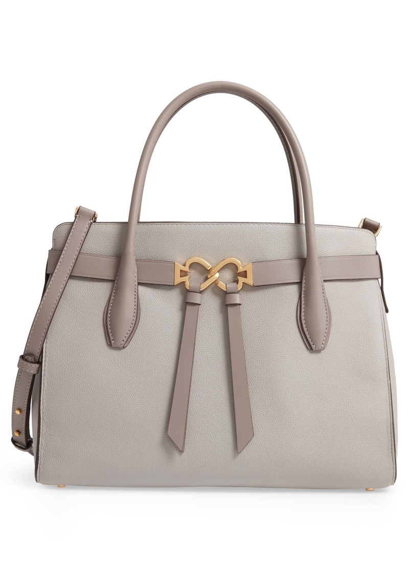 kate spade new york large toujours leather satchel
