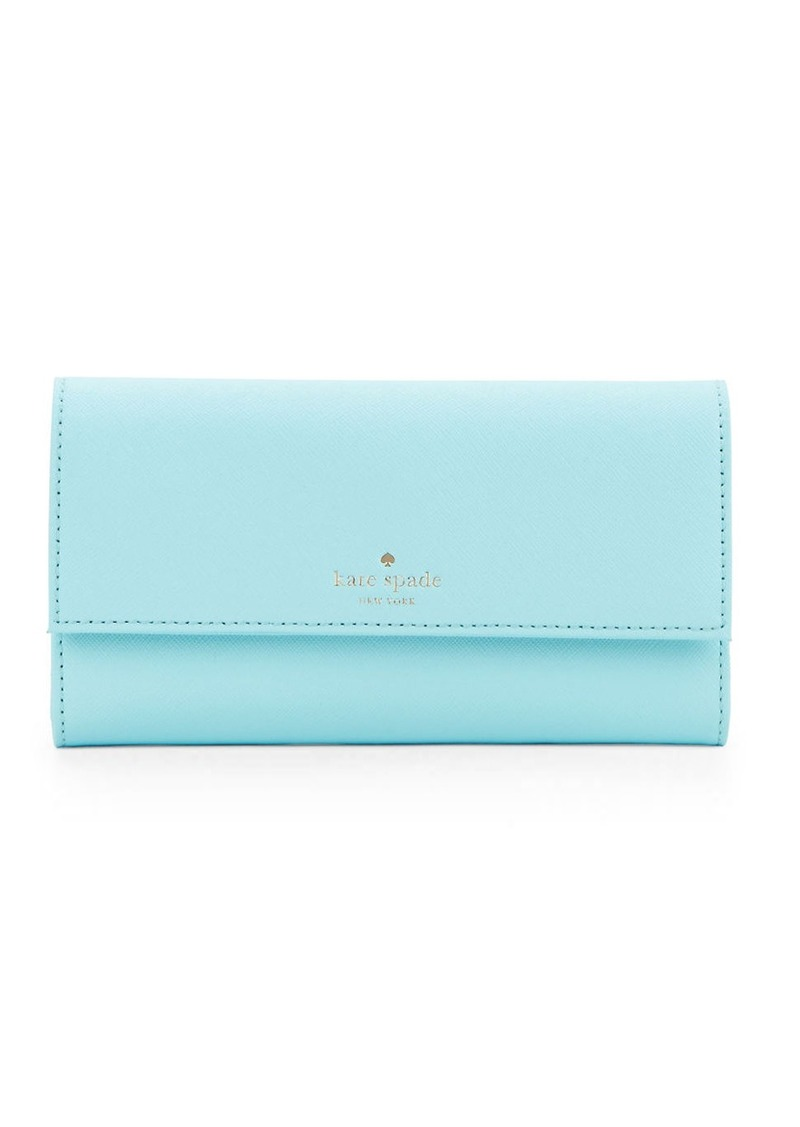 KATE SPADE NEW YORK Leather iPhone 6 Wallet