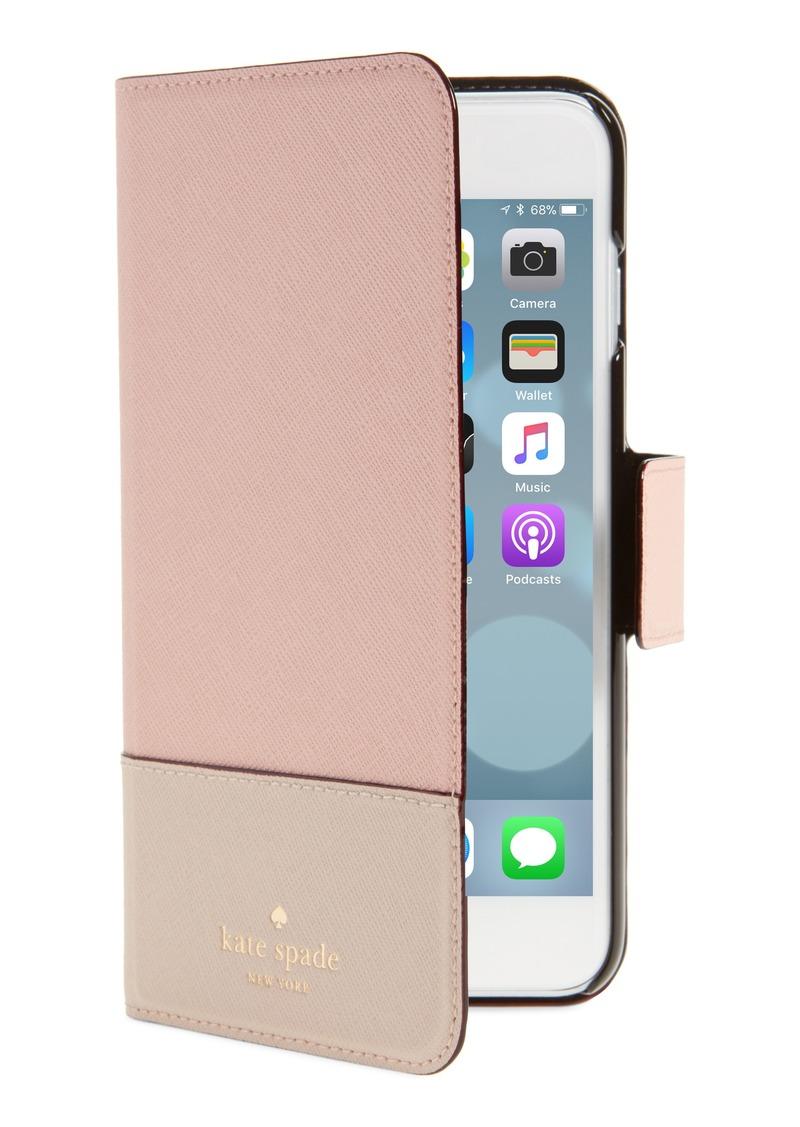 pretty nice 75e4e 785be new york leather iPhone 6/6s/7/8 & 7/8 Plus case