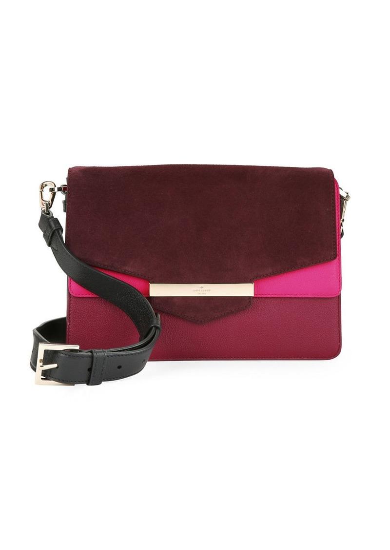 KATE SPADE NEW YORK Leather Shoulder Bag