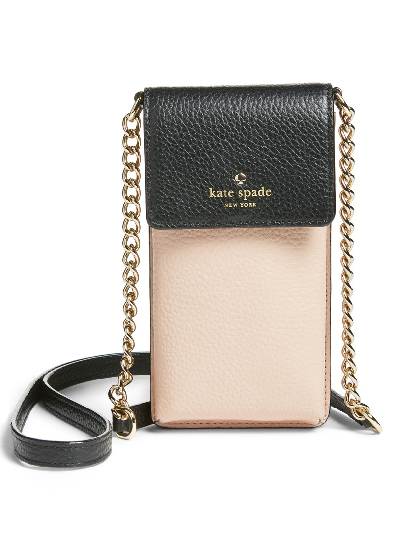 Kate Spade New York Leather Smartphone Crossbody Bag Nordstrom Exclusive