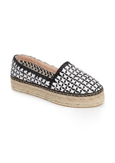 kate spade new york leela espadrille flat (Women)