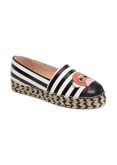 kate spade new york lincoln platform espadrille (Women)