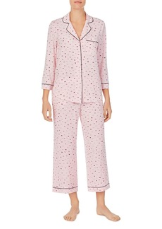 kate spade new york Long Pajama Set