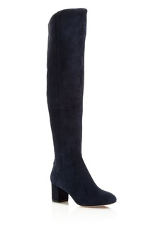 kate spade new york Lora Over The Knee Mid Heel Boots