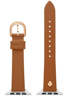 kate spade new york luggage leather 38/40mm band for Apple Watch