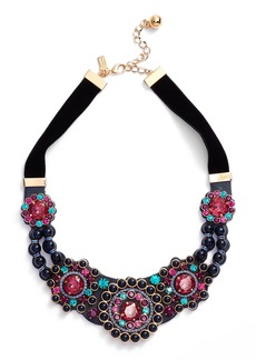 kate spade new york luminous small statement necklace