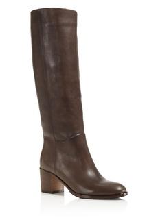 kate spade new york Mackenzie Tall Block Heel Boots