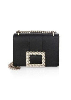 Kate Spade New York Madison Knollwood Drive Buckle Marci Leather Clutch