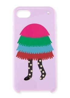 kate spade new york make your own iPhone 7 case w/ stickers