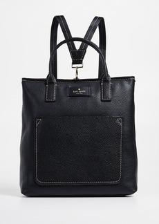 Kate Spade New York Maple Street Kenzie Convertible Backpack