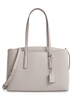kate spade new york margaux large leather work tote