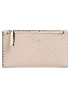 kate spade new york margaux slim bifold wallet