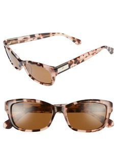 kate spade new york marilee 53mm Polarized Sunglasses