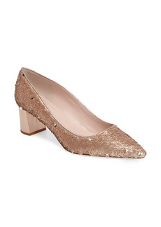 kate spade new york mauna sequin pump (Women)