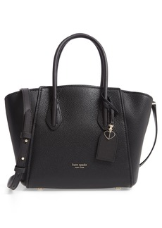 kate spade new york medium grace leather satchel
