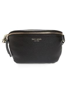 kate spade new york medium polly leather belt bag