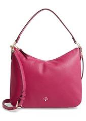 kate spade new york medium polly leather shoulder bag