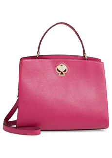 kate spade new york medium romy leather satchel