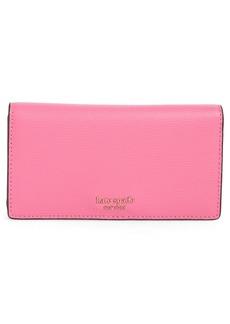 kate spade new york medium sylvia leather bifold wallet
