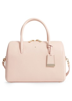 kate spade new york mega madison knollwood drive - lane leather satchel
