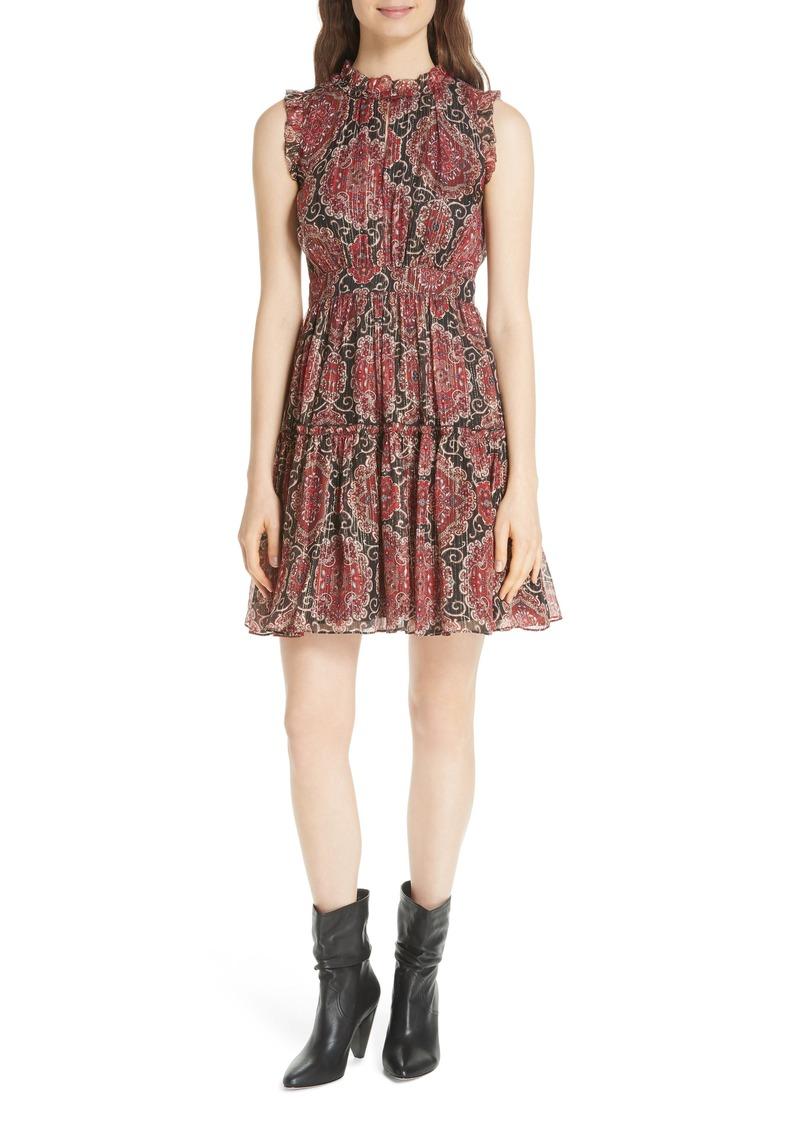 61153afde6a9 Kate Spade kate spade new york metallic medallion dress | Dresses