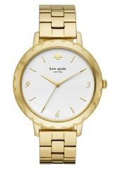 kate spade new york metro bracelet watch, 38mm