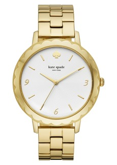 kate spade new york metro bracelet watch, 38mm