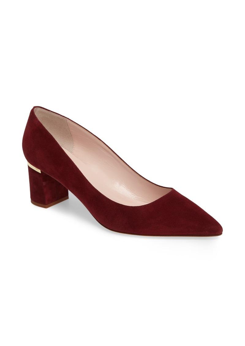 kate spade new york 'milan too' pointy toe pump (Women)