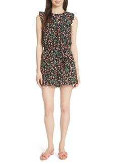 kate spade new york mini bloom romper