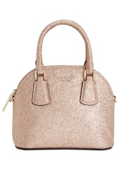 Kate Spade New York Mini Sylvia Glitter Crossbody