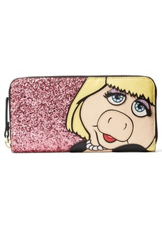 kate spade new york Miss Piggy lacey wallet