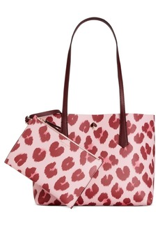 Kate Spade New York Molly Leopard Tote