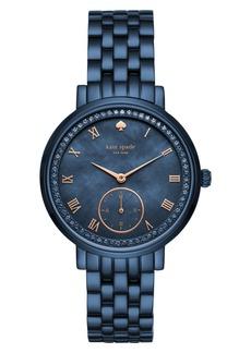 kate spade new york monterey bracelet watch, 38mm