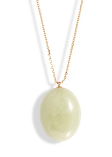 kate spade new york mood pendant necklace