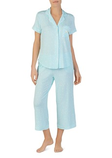 kate spade new york Mrs. Cropped PJ Set