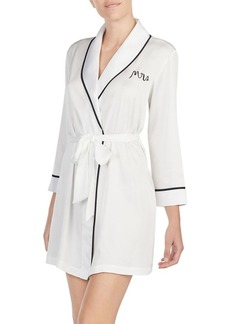 Kate Spade New York Mrs Short Robe