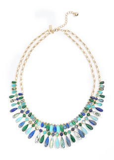 kate spade new york multistrand necklace