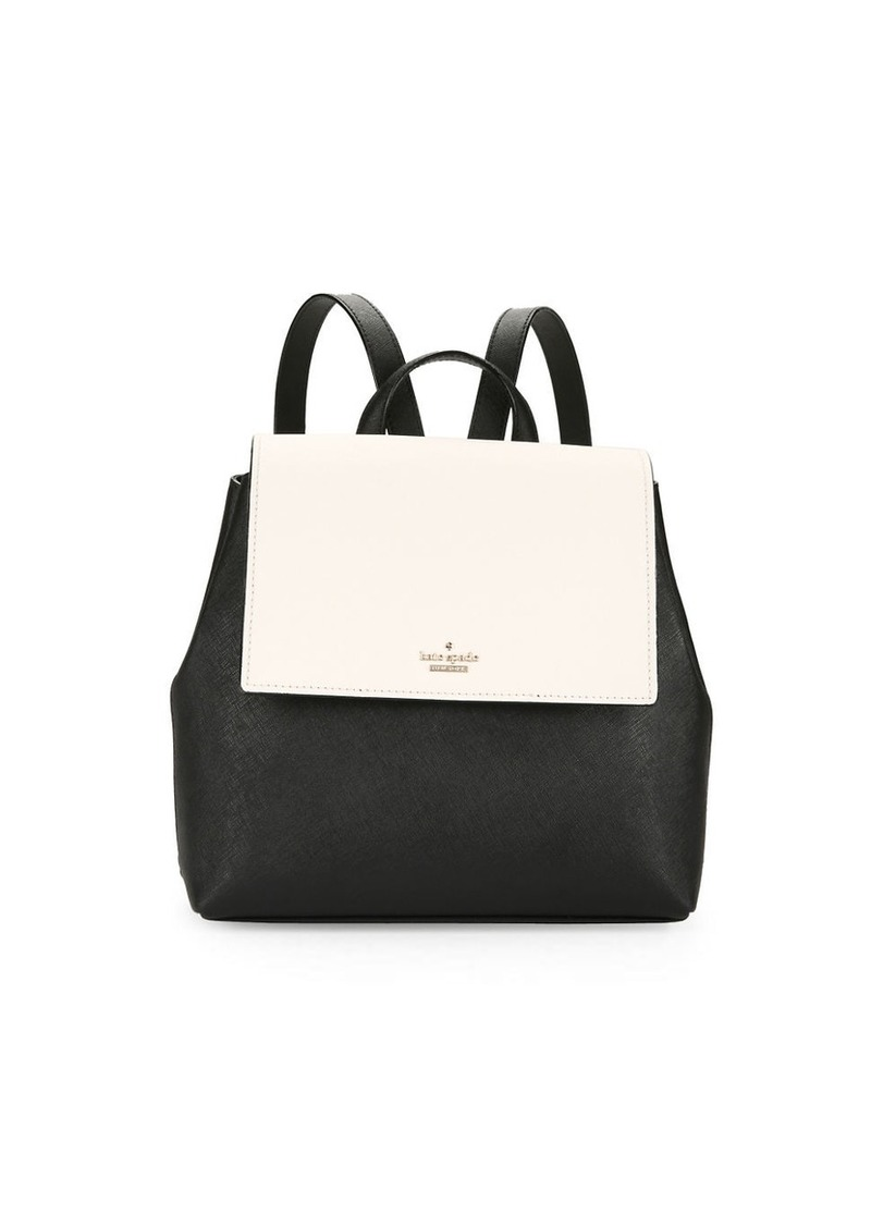KATE SPADE NEW YORK Neema Leather Backpack