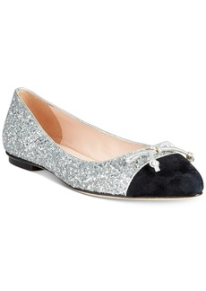 kate spade new york Nella Pointed-Toe Ballet Flats